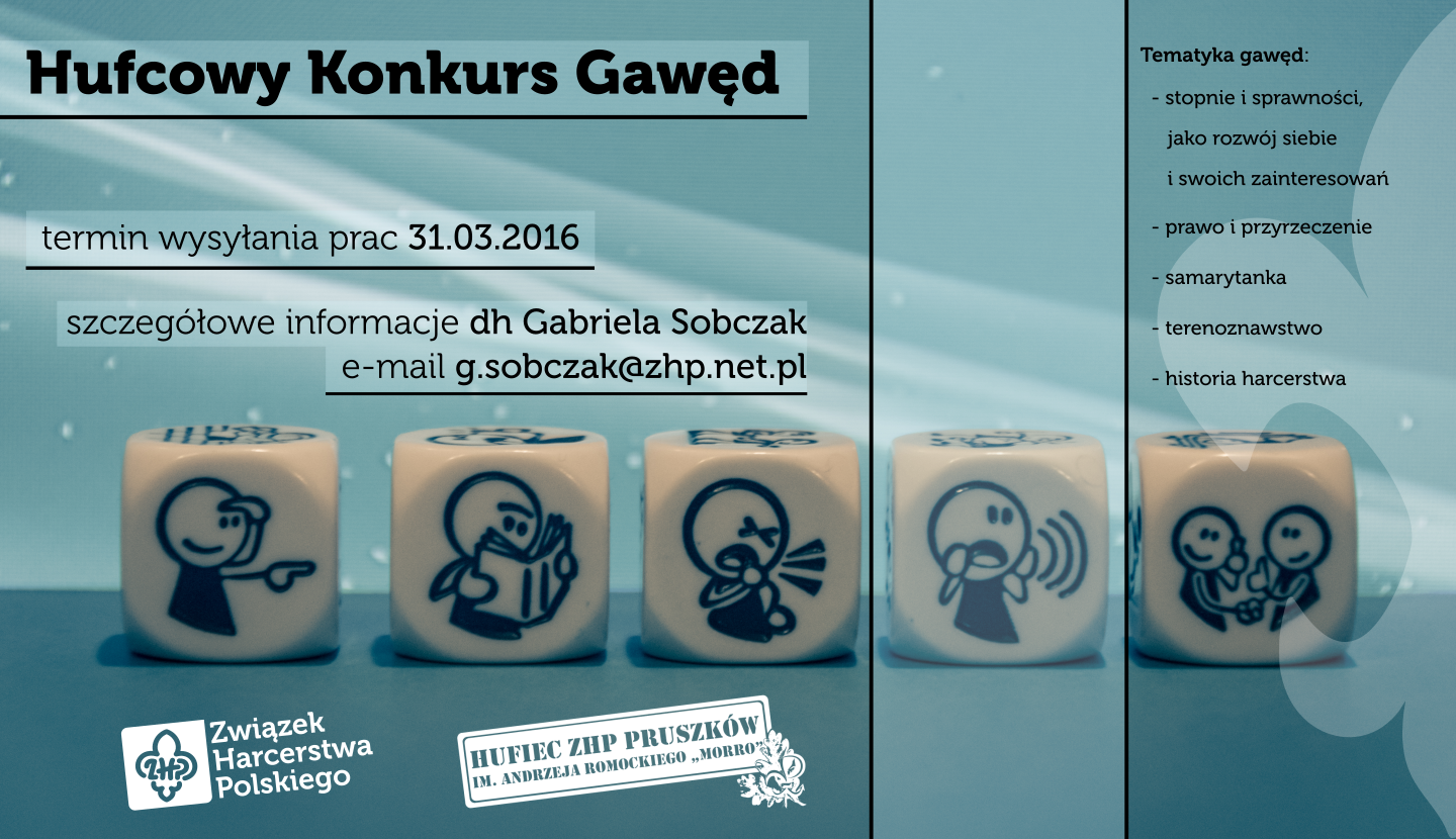 konkurs gawed blue